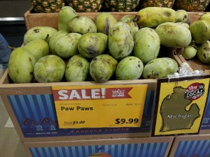 Pawpaw at Whole Foods